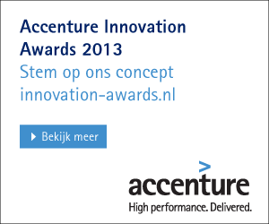 FIND genomineerd voor de Accenture Innovation Awards